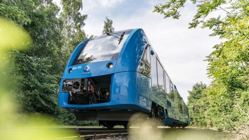 Еко: Първите влакове на водород тръгват в Европа
