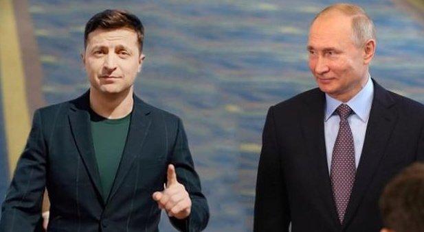 Путин отваря вратите на Кремъл за Зеленски