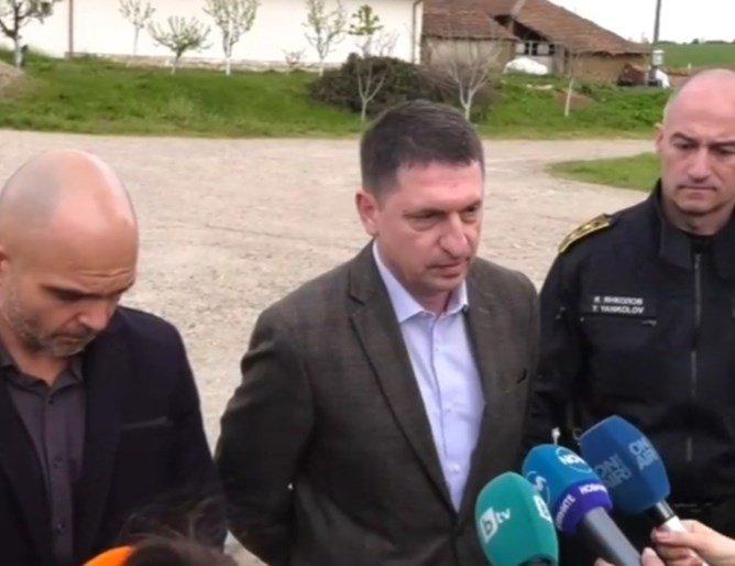 МВР: Стрелецът от Манастирище е лежал в психиатрия няколко пъти