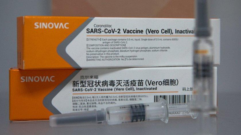 ЕМА започва преглед на китайската ваксина