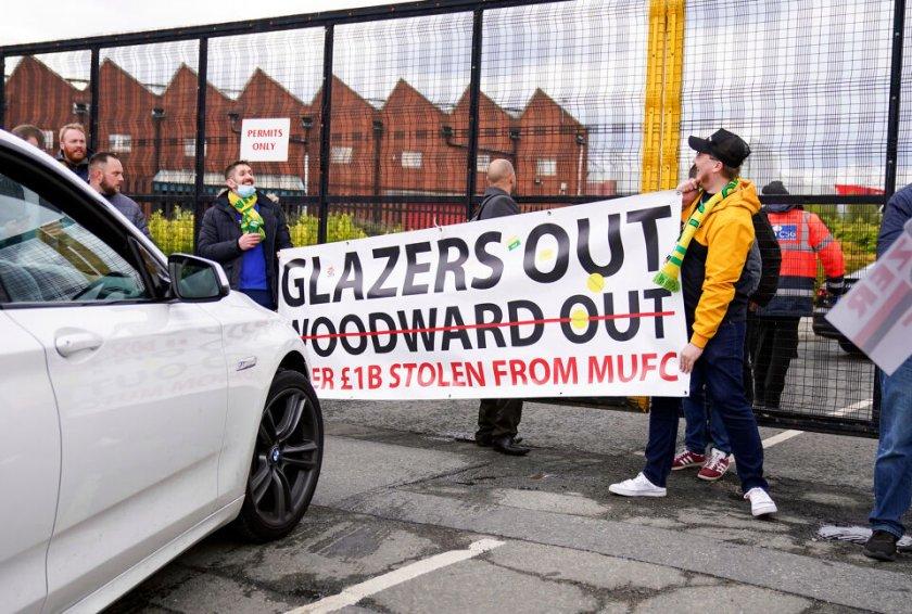 Протестът на Юнайтед получи подкрепа и от Ливърпул