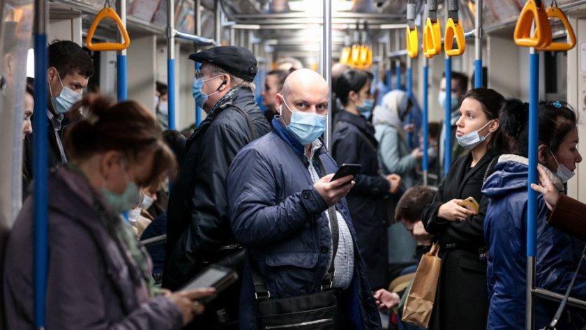 Оздравелите от коронавирус в Русия достигнаха 4,5 млн. души