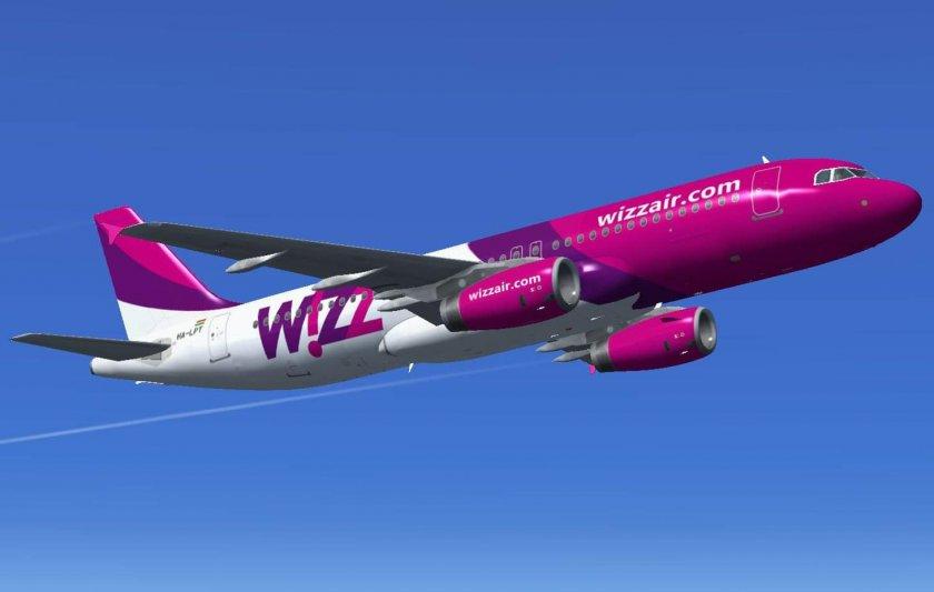 WizzAir възобновява полетите между София и Рим от юли