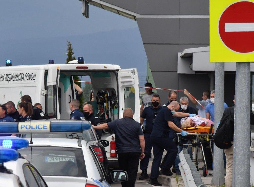 Охранител на 62 г. е убиецът от метрото