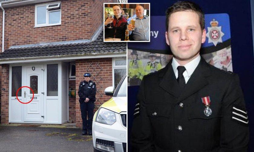 Британски полицай съди полицията заради Новичок