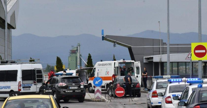 Простреляната в метрото щяла да пътува за Виена