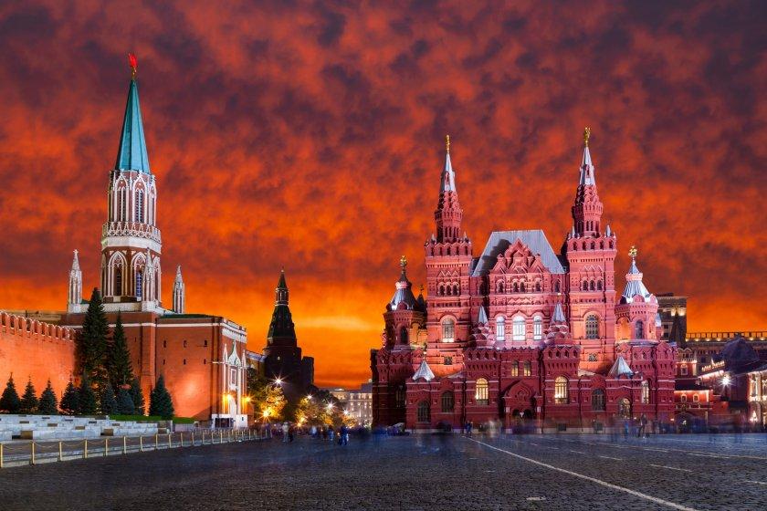 Русия експулсира дипломати на САЩ от Москва