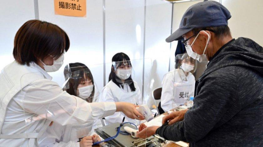 Рекордни над 1200 пациенти с Covid-19 са в тежко състояние в Япония