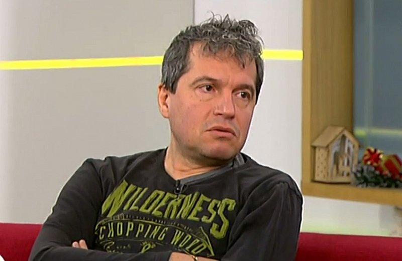 Тошко Йорданов: Никой не стои зад Слави, това са фантасмагории