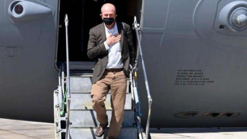 Пратеник на САЩ пристигна в Тел Авив за преговори с Израел и палестинците
