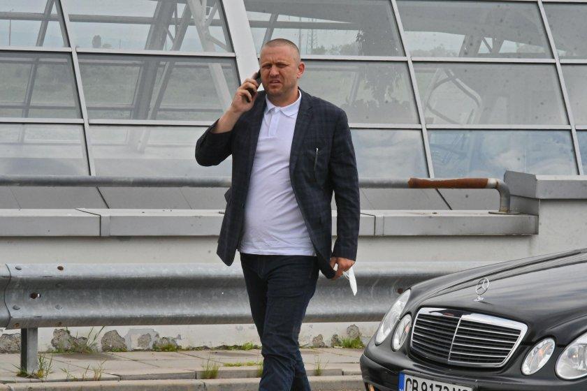 Георги Хаджиев изгонил Тенчо Тенев от столичния КАТ