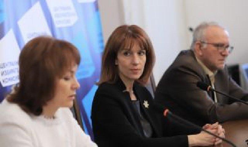 ЦИК ще обсъди подготовката на изборите с премиера Стефан Янев