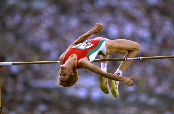 Шведът се майтапел за рекорда на Стефка Костадинова