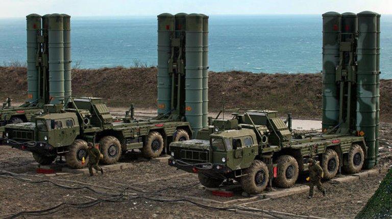 Ердоган: Доставките на С-400 започват през юли