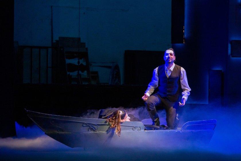 Фантомът се завърна в операта (СНИМКИ)