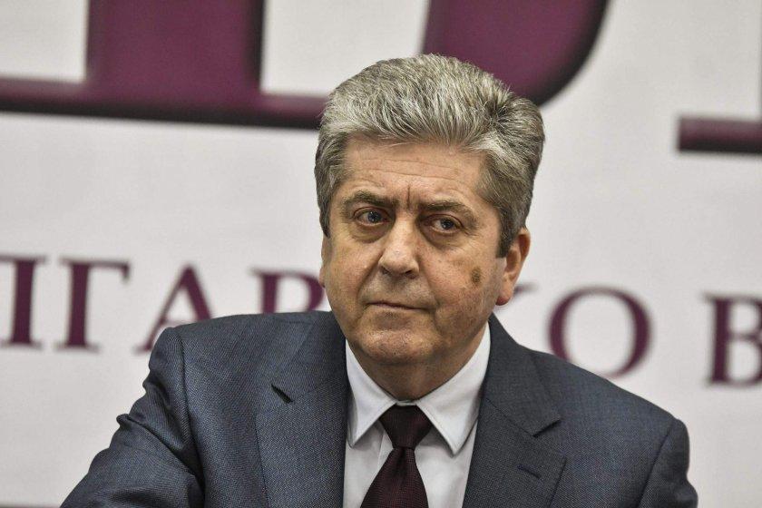 Георги Първанов: ГЕРБ вече са встрани от основните събития