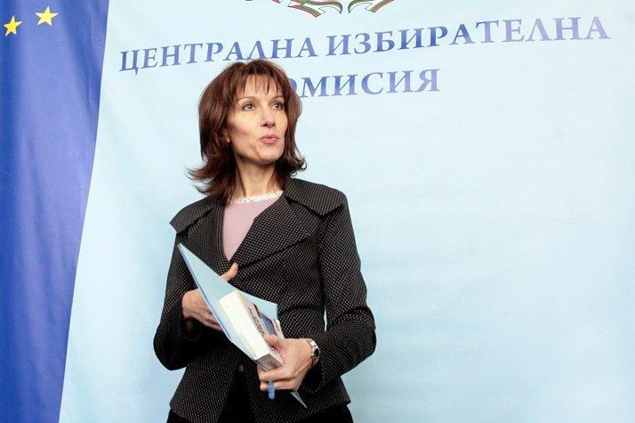 ЦИК преговаря със Сиела Норма за машините за гласуване