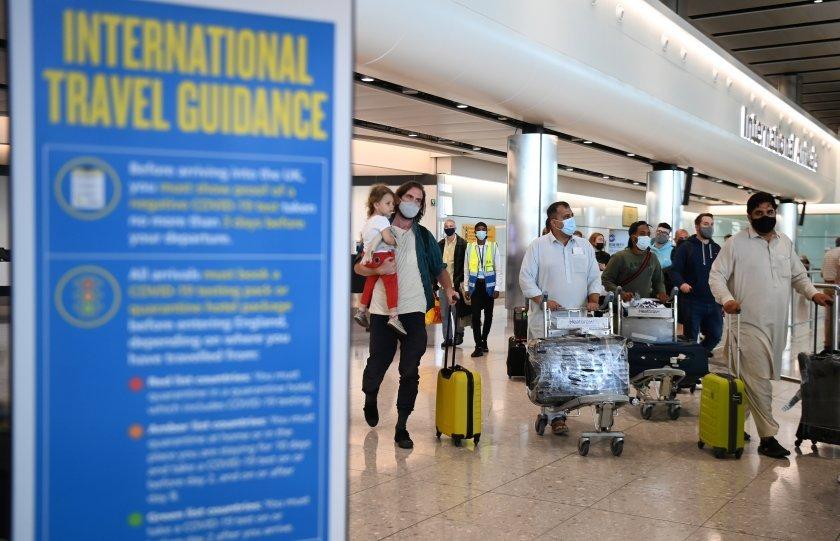 Ваксинираните пътуват свободно в ЕС