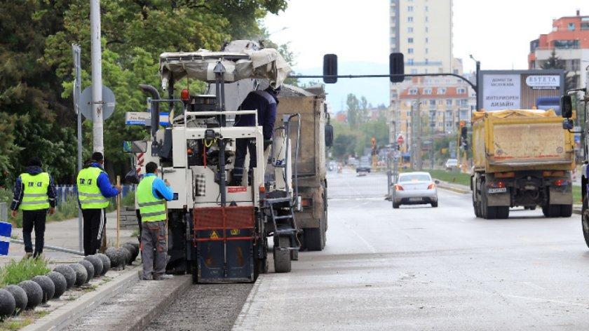 """Отварят ремонтираното платно на """"Каблешков"""" в събота"""