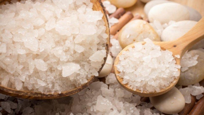 Как да пречистите дома си с морска сол?