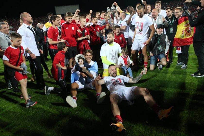 Леко препятствие за ЦСКА в Лига на Конфедерациите