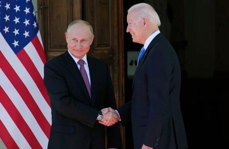Байдън си тръгна доволен от срещата с Путин