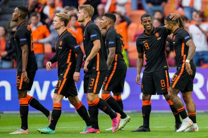 Легендата Горан Пандев се сбогува с националния след загуба от Нидерландия