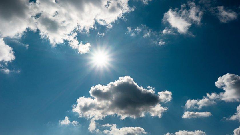 Утре още слънце и температури до 36 градуса
