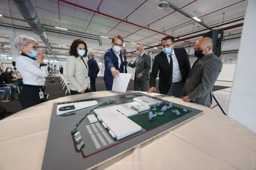 """Не е зле: """"Draexlmaier"""" строи завод за батерии за 200 млн. евро в Румъния"""