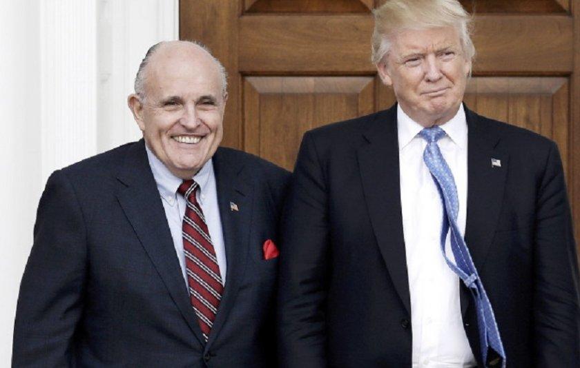 Адвокатът на Тръмп остана без права