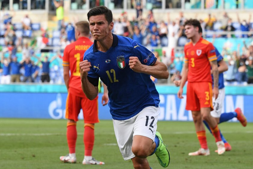 Матео Песина – студентчето с най-малка заплата в отбора на Италия