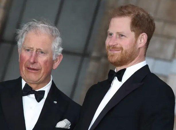 Татко Чарлз ли издържа принц Хари?