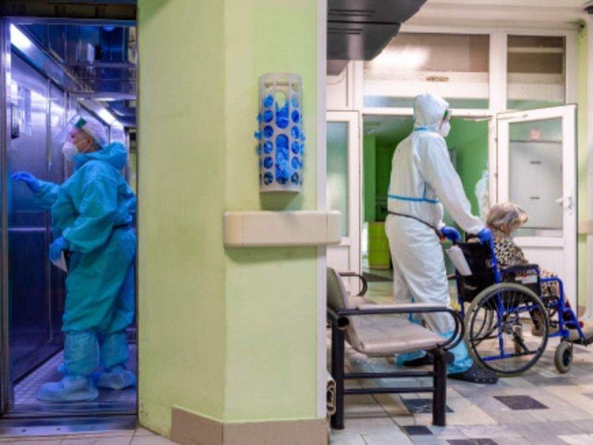 В Русия над 600 починали от COVID-19 за денонощие