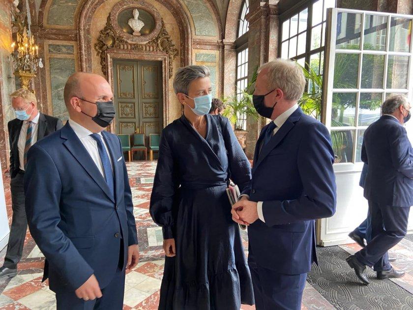 Илхан Кючюк: Пандемията ни кара да взимаме смели и бързи решения