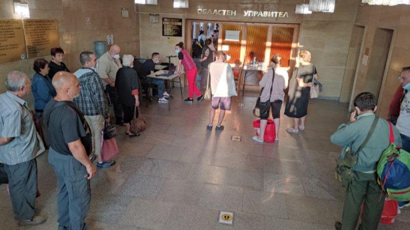 Преференции отново пренаредиха вота във Велико Търново