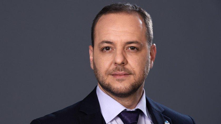 """Борислав Сандов: """"Демократична България"""" не търси порции, министерства и ведомства"""