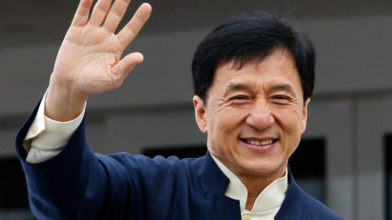 Джеки Чан става комунист партиец в Китай?