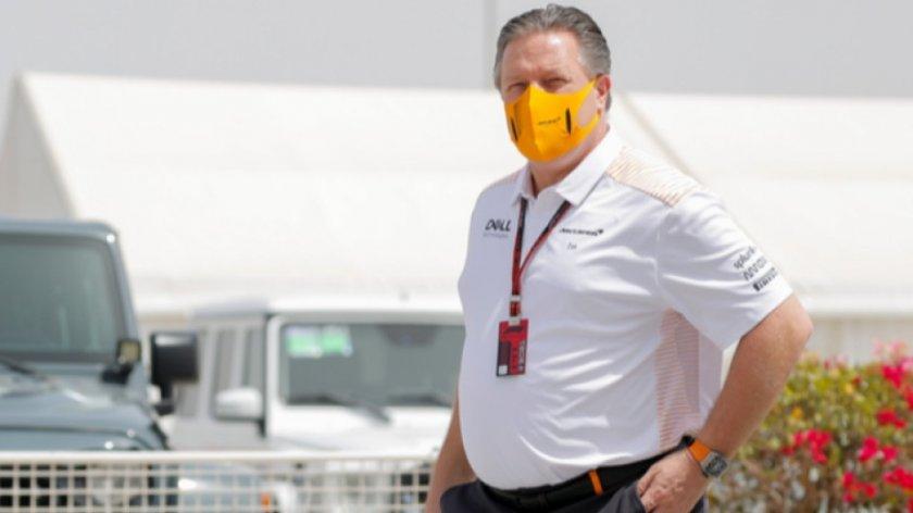 Вирус в екипа на Макларън преди Гран при на Великобритания