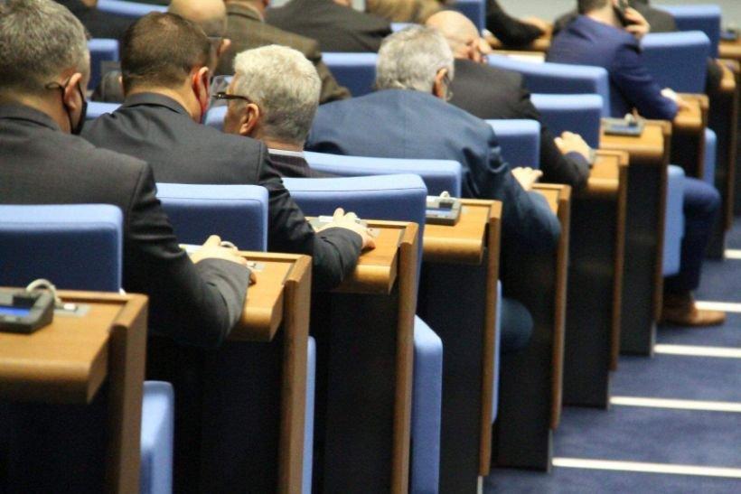 Депутатите променят правилника си на първото редовно заседание