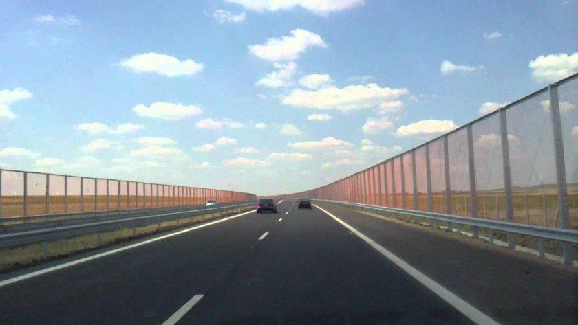 "Пускат движението в ремонтирания участък между Чирпан и Стара Загора на магистрала ""Тракия"""