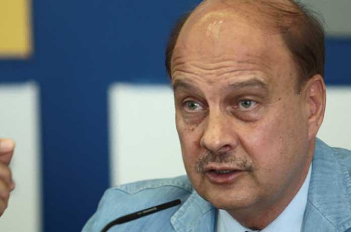 Георги Марков, бивш депутат и бивш конституционен съдия