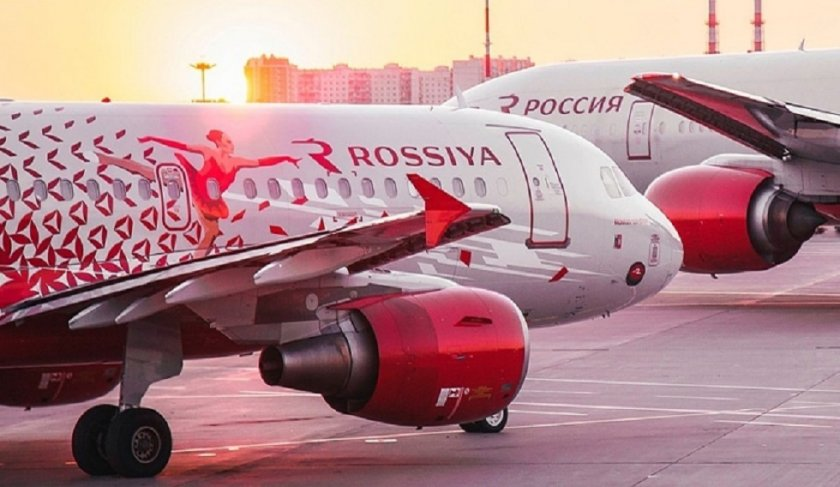 """Авиокомпания """"Россия"""" пуска полети до България от 31 юли"""