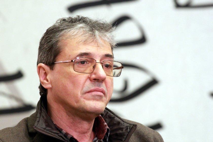 Политологът проф. Антоний Тодоров