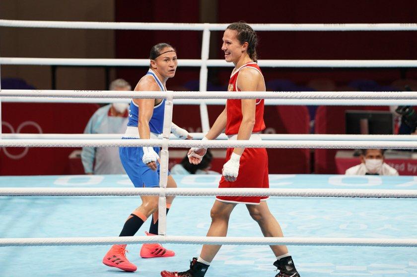 Станимира Петрова отпадна от Игрите в Токио още на старта