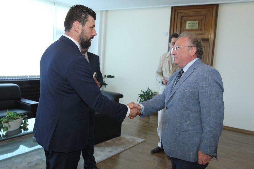 Министър Стоев: Няма по-заинтересована държава от България РС Македония да започне преговори за ЕС