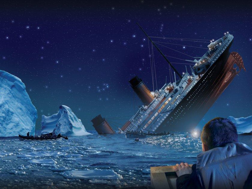 """Седмицата: Плава ли, плава ли плаващото мнозинство! Като """"Титаник!?"""
