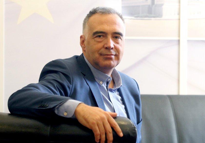 """Антон Кутев: Очаквам правителство още с първия мандат на """"Има такъв народ"""""""