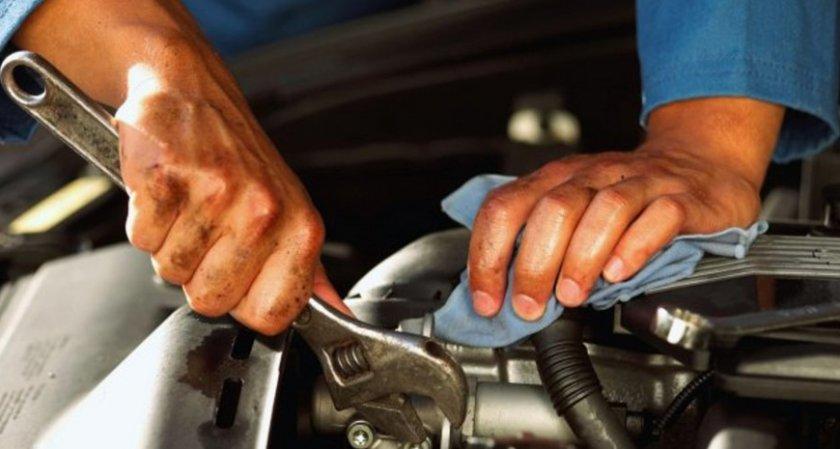 В Калифорния забраниха ремонтите на автомобили