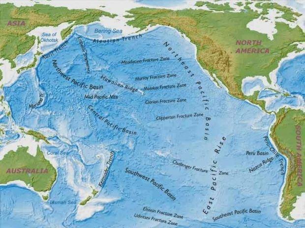 Дънов: Нов континент се издига от Тихия океан