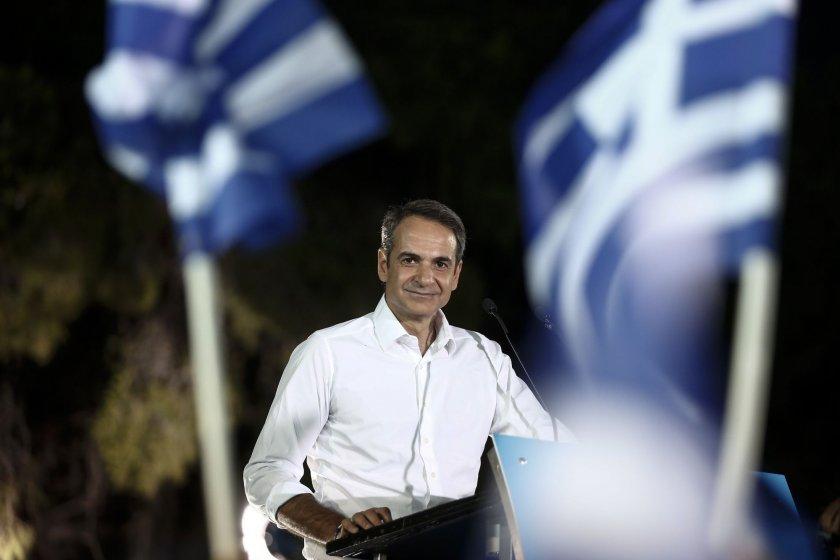 Гърция е с нов премиер